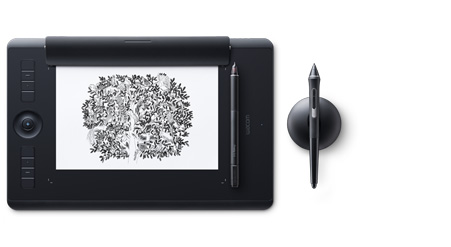Intuos Pro Paper Edition